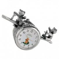 Royal Selangor Teddy bears' picnic table clock